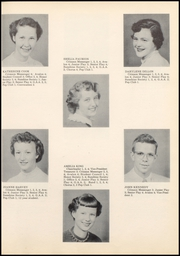 Page 17, 1955 Edition, New Palestine High School - Avalon Yearbook (New Palestine, IN) online yearbook collection
