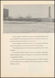 Page 8, 1955 Edition, New Palestine High School - Avalon Yearbook (New Palestine, IN) online yearbook collection