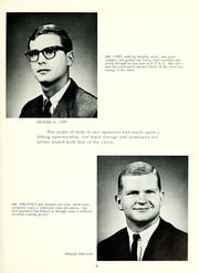 Page 13, 1965 Edition, New Palestine High School - Avalon Yearbook (New Palestine, IN) online yearbook collection