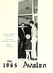 Page 5, 1965 Edition, New Palestine High School - Avalon Yearbook (New Palestine, IN) online yearbook collection