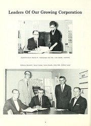 Page 8, 1965 Edition, New Palestine High School - Avalon Yearbook (New Palestine, IN) online yearbook collection