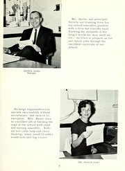 Page 9, 1965 Edition, New Palestine High School - Avalon Yearbook (New Palestine, IN) online yearbook collection