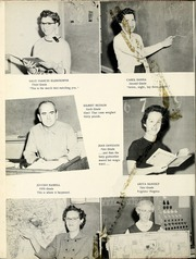 Page 12, 1957 Edition, Ellettsville High School - Llamarada Yearbook (Ellettsville, IN) online yearbook collection