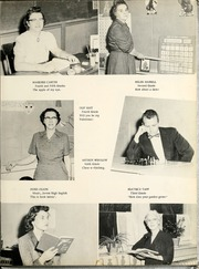Page 13, 1957 Edition, Ellettsville High School - Llamarada Yearbook (Ellettsville, IN) online yearbook collection