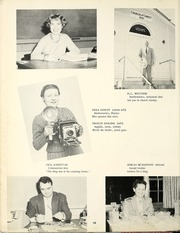Page 14, 1957 Edition, Ellettsville High School - Llamarada Yearbook (Ellettsville, IN) online yearbook collection