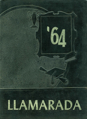Page 1, 1964 Edition, Ellettsville High School - Llamarada Yearbook (Ellettsville, IN) online yearbook collection