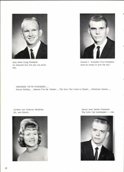 Page 14, 1964 Edition, Straughn High School - Warrior Yearbook (Straughn, IN) online yearbook collection