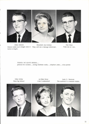 Page 15, 1964 Edition, Straughn High School - Warrior Yearbook (Straughn, IN) online yearbook collection