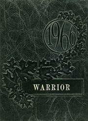 1966 Edition, Straughn High School - Warrior Yearbook (Straughn, IN)