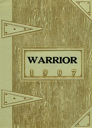 1967 Edition, Straughn High School - Warrior Yearbook (Straughn, IN)