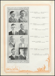 Page 14, 1928 Edition, Lacrosse High School - Tiger Tracks Yearbook (Lacrosse, IN) online yearbook collection