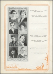 Page 16, 1928 Edition, Lacrosse High School - Tiger Tracks Yearbook (Lacrosse, IN) online yearbook collection