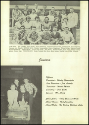 Page 14, 1954 Edition, Lacrosse High School - Tiger Tracks Yearbook (Lacrosse, IN) online yearbook collection