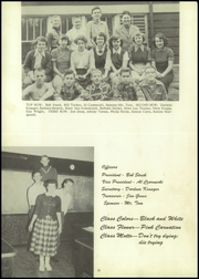 Page 16, 1954 Edition, Lacrosse High School - Tiger Tracks Yearbook (Lacrosse, IN) online yearbook collection