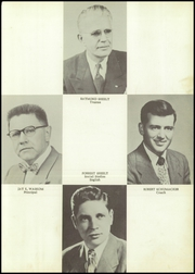 Page 7, 1954 Edition, Lacrosse High School - Tiger Tracks Yearbook (Lacrosse, IN) online yearbook collection