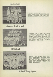 Page 38, 1956 Edition, Lacrosse High School - Tiger Tracks Yearbook (Lacrosse, IN) online yearbook collection