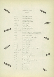 Page 41, 1956 Edition, Lacrosse High School - Tiger Tracks Yearbook (Lacrosse, IN) online yearbook collection