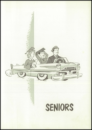 Page 11, 1958 Edition, Lacrosse High School - Tiger Tracks Yearbook (Lacrosse, IN) online yearbook collection