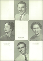 Page 12, 1958 Edition, Lacrosse High School - Tiger Tracks Yearbook (Lacrosse, IN) online yearbook collection