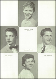 Page 13, 1958 Edition, Lacrosse High School - Tiger Tracks Yearbook (Lacrosse, IN) online yearbook collection