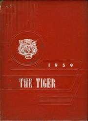1959 Edition, Lacrosse High School - Tiger Tracks Yearbook (Lacrosse, IN)