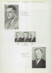 Page 10, 1942 Edition, Hoagland High School - Ships Log Yearbook (Hoagland, IN) online yearbook collection
