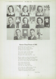 Page 16, 1942 Edition, Hoagland High School - Ships Log Yearbook (Hoagland, IN) online yearbook collection
