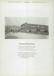 Page 8, 1942 Edition, Hoagland High School - Ships Log Yearbook (Hoagland, IN) online yearbook collection