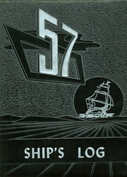 1957 Edition, Hoagland High School - Ships Log Yearbook (Hoagland, IN)