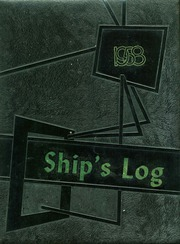 1958 Edition, Hoagland High School - Ships Log Yearbook (Hoagland, IN)