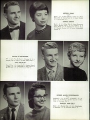 Page 16, 1959 Edition, Hoagland High School - Ships Log Yearbook (Hoagland, IN) online yearbook collection