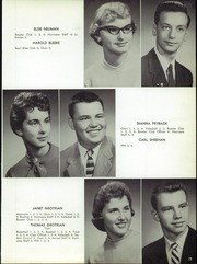 Page 17, 1959 Edition, Hoagland High School - Ships Log Yearbook (Hoagland, IN) online yearbook collection