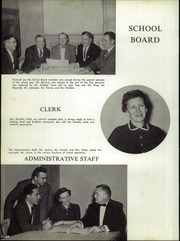 Page 8, 1959 Edition, Hoagland High School - Ships Log Yearbook (Hoagland, IN) online yearbook collection