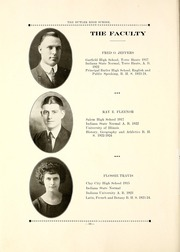 Page 16, 1924 Edition, Butler High School - Tropaeum Yearbook (Butler, IN) online yearbook collection