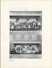 Page 10, 1937 Edition, Butler High School - Tropaeum Yearbook (Butler, IN) online yearbook collection