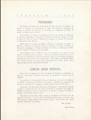 Page 13, 1937 Edition, Butler High School - Tropaeum Yearbook (Butler, IN) online yearbook collection