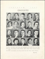 Page 7, 1937 Edition, Butler High School - Tropaeum Yearbook (Butler, IN) online yearbook collection