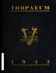 Butler High School - Tropaeum Yearbook (Butler, IN) online yearbook collection, 1943 Edition, Page 1