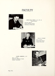 Page 10, 1943 Edition, Butler High School - Tropaeum Yearbook (Butler, IN) online yearbook collection