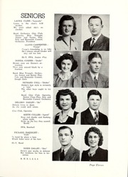 Page 15, 1943 Edition, Butler High School - Tropaeum Yearbook (Butler, IN) online yearbook collection