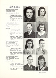 Page 17, 1943 Edition, Butler High School - Tropaeum Yearbook (Butler, IN) online yearbook collection