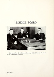 Page 8, 1943 Edition, Butler High School - Tropaeum Yearbook (Butler, IN) online yearbook collection