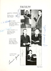 Page 11, 1944 Edition, Butler High School - Tropaeum Yearbook (Butler, IN) online yearbook collection