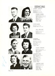 Page 14, 1944 Edition, Butler High School - Tropaeum Yearbook (Butler, IN) online yearbook collection