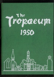 Butler High School - Tropaeum Yearbook (Butler, IN) online yearbook collection, 1950 Edition, Page 1
