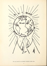 Page 10, 1953 Edition, Butler High School - Tropaeum Yearbook (Butler, IN) online yearbook collection