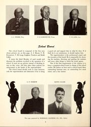 Page 12, 1953 Edition, Butler High School - Tropaeum Yearbook (Butler, IN) online yearbook collection