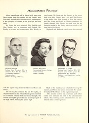 Page 13, 1953 Edition, Butler High School - Tropaeum Yearbook (Butler, IN) online yearbook collection