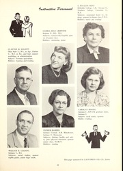 Page 15, 1953 Edition, Butler High School - Tropaeum Yearbook (Butler, IN) online yearbook collection
