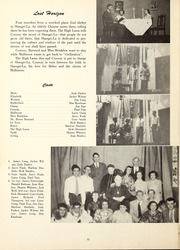Page 36, 1953 Edition, Butler High School - Tropaeum Yearbook (Butler, IN) online yearbook collection
